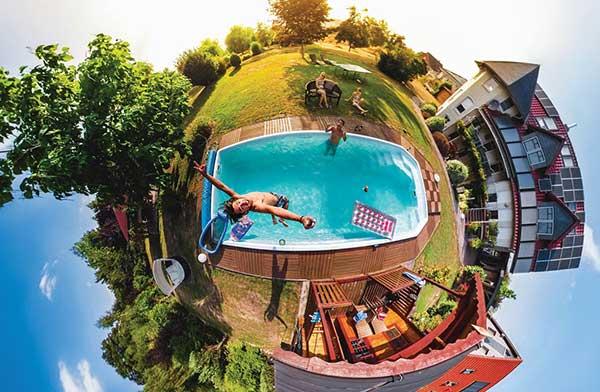 Hình ảnh từ GoPro Max