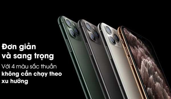iphone 11 pro có tốt không