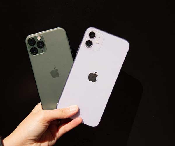 lựa chọn iphone 11 pro