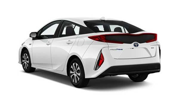 Màu sắc xe Toyota Prius XLE AWD-e 2020