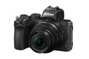 Đánh giá máy ảnh Nikon Z 50 1