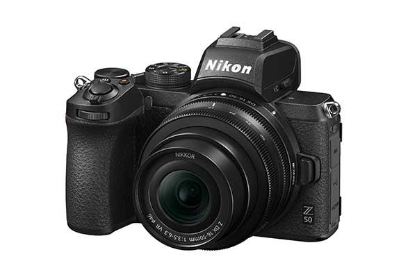 Máy ảnh Nikon Z 50