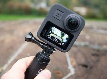 Đánh giá máy quay phim GoPro Max 360