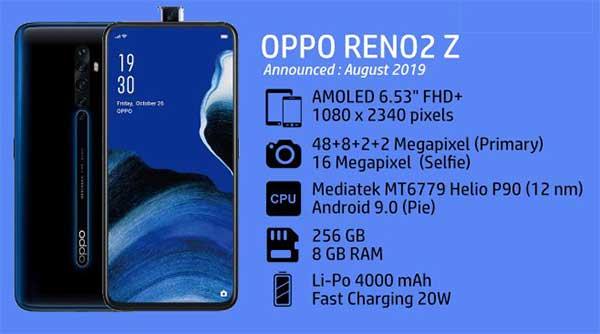 oppo Reno2 Z có tốt không