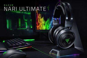 Đánh giá tai nghe chơi game Razer Nari Ultimate