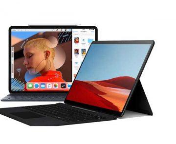Đánh giá máy tính bảng Microsoft Surface Pro X