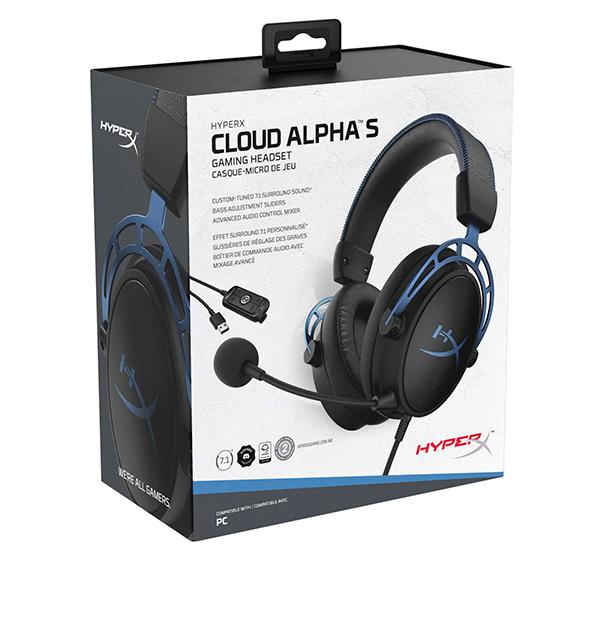 tai nghe HyperX Cloud Alpha