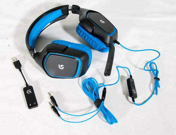 Tai nghe Logitech G430