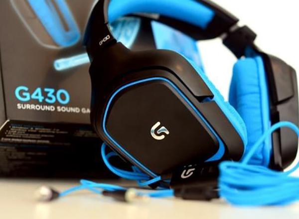 Tai nghe game thủ Logitech-G430