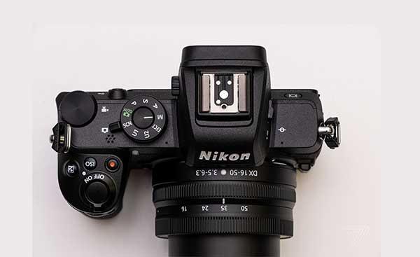 Tìm hiểu Nikon Z 50