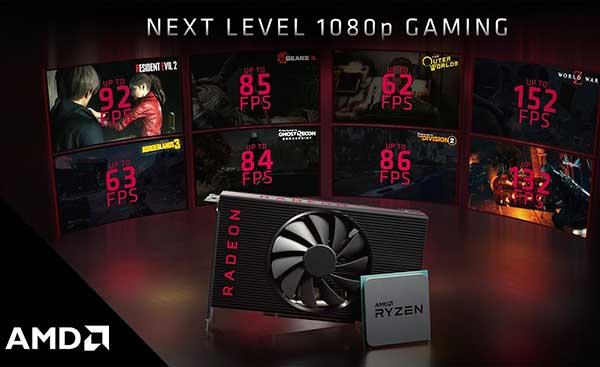 Tìm hiểu về AMD Radeon RX 5500 XT