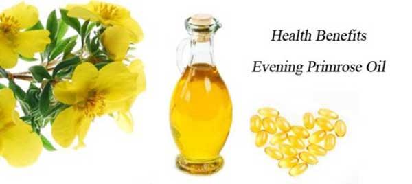 Tìm hiểu về Evening Primrose Oil