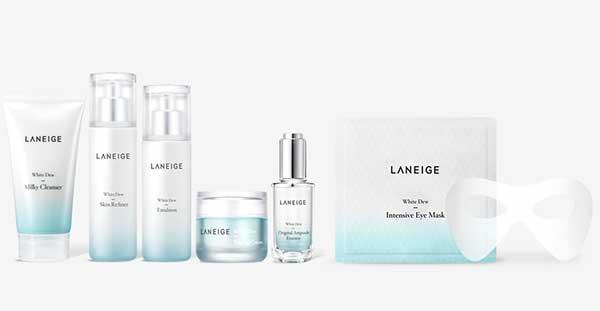 Tìm hiểu về Laneige-White