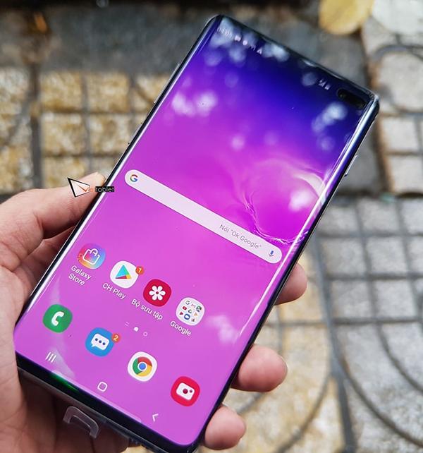 tìm hiểu về Samsung Galaxy S10 Plus