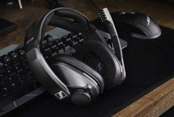 Đánh giá tai nghe Sennheiser GSP 370