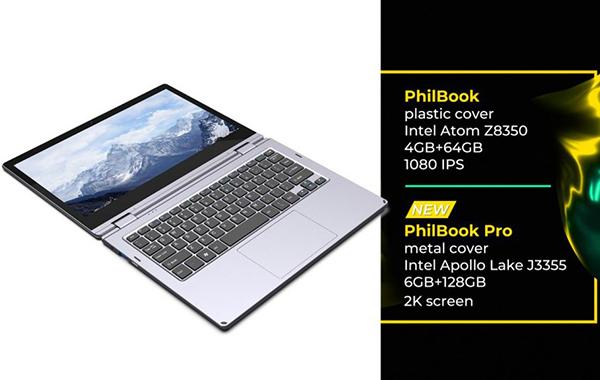 Tìm hiểu về Xidu PhilBook Pro