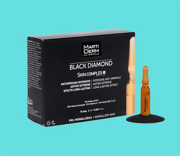 Tinh chất chống lão hóa da MartiDerm Black Diamond