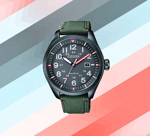 Đồng hồ Citizen Eco Drive AW5005-39H