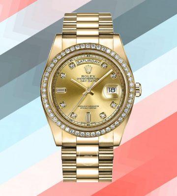 Top đồng hồ nam Rolex bán chạy nhất