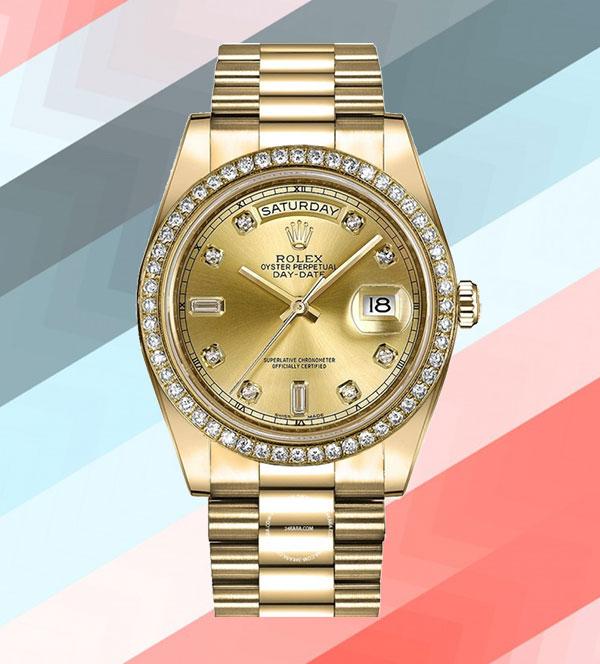 đồng hồ Rolex Day Date II