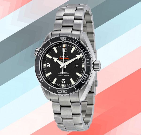 Đồng hồ Omega Seamaster Professional Planet Ocean chính hãng