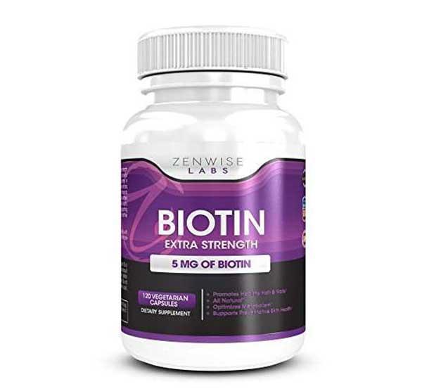 Zenwise Labs Biotin