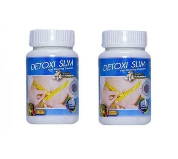 Đánh giá Detoxi Slim