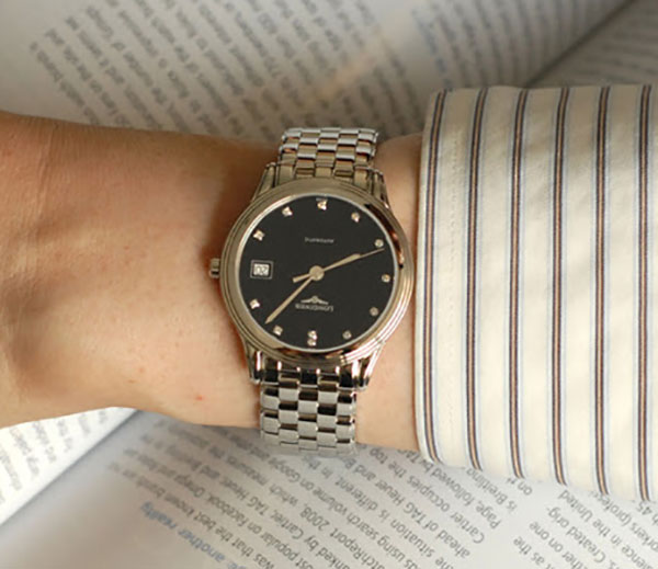 Đánh giá đồng hồ Longines Flagship Automatic