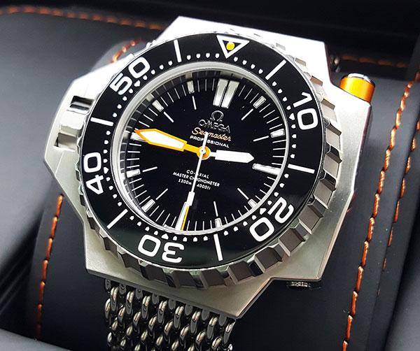 Đồng hồ Omega Seamaster PloProf