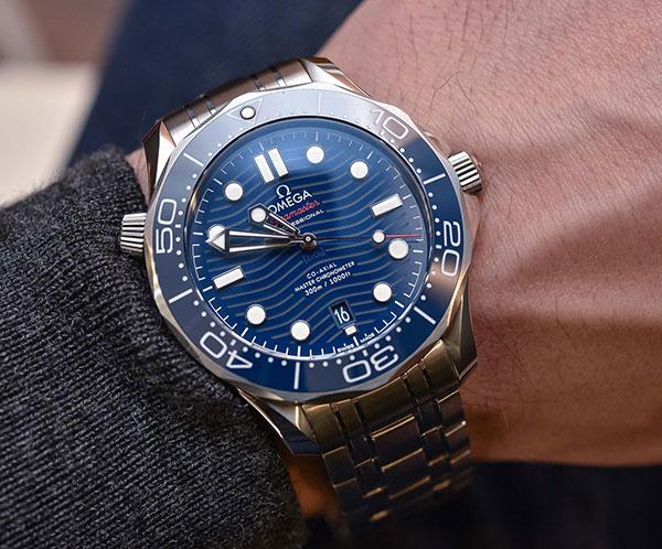 Đánh giá đồng hồ Omega Seamaster Diver 300m