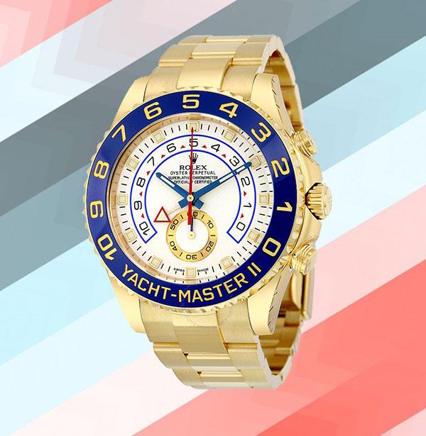 Đánh giá đồng hồ Rolex Yacht Master II