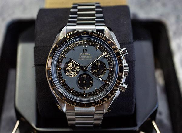 Đánh giá đồng hồ omega