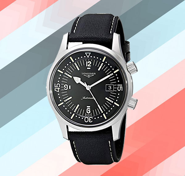 Đồng hồ Longines Sports Legends Black Dial