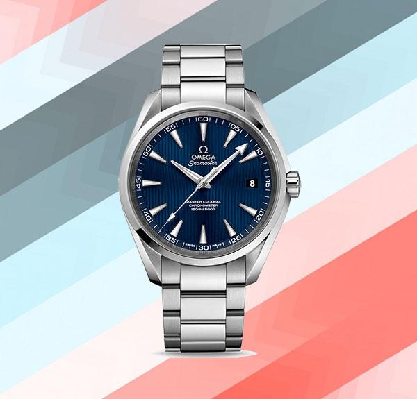 đồng hồ Omega Seamaster Aqua