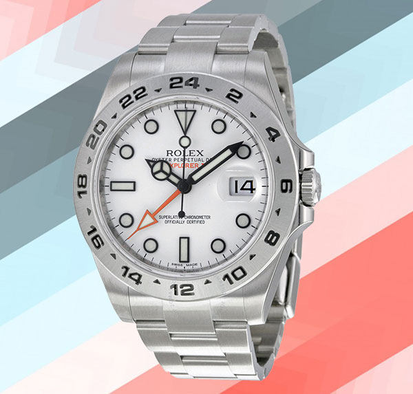 Đồng hồ Rolex Explorer II chính hãng