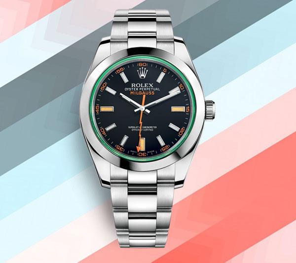 Đồng hồ Rolex Milgauss