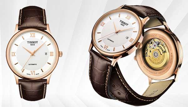 Đồng hồ Tissot Rose Dream Men Automatic