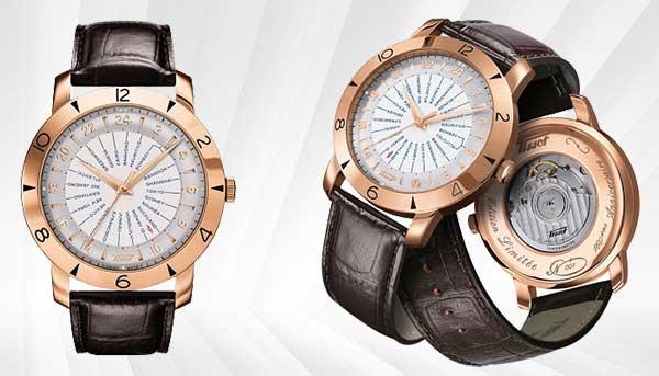 Đồng hồ Tissot Heritage Navigator