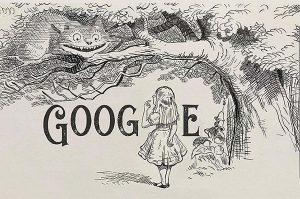 Hiệp sĩ John Tenniel được google vinh danh là ai? 1