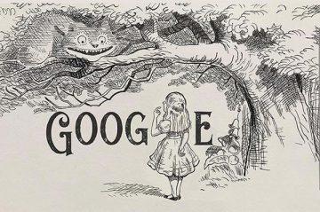 Hiệp sĩ John Tenniel được google vinh danh là ai?