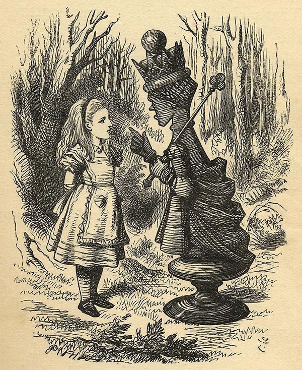 Tranh biếm họa John Tenniel