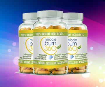 Đánh giá sản phẩm giảm cân Miracle Burn 360