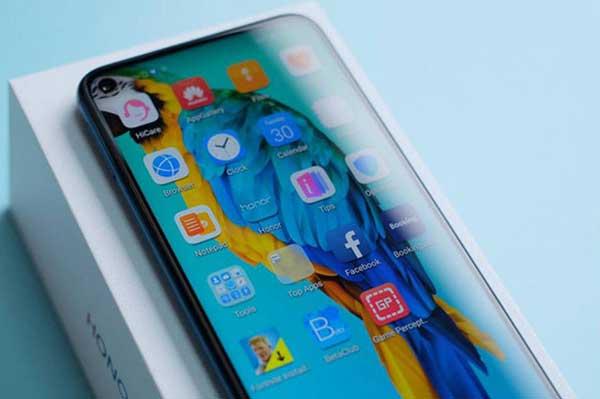 Đập hộp Huawei P Smart Pro
