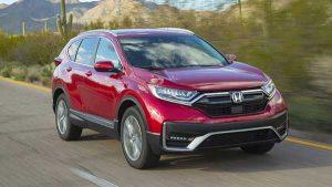 Đánh giá Honda CR-V Hybrid 2020 1