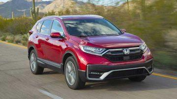 Đánh giá Honda CR-V Hybrid 2020
