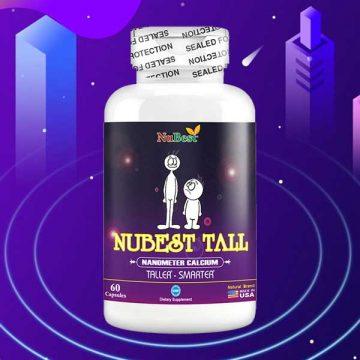 Đánh giá thuốc tăng chiều cao NuBest Tall