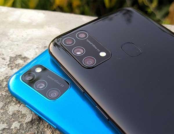 Samsung Galaxy M31 giá tốt