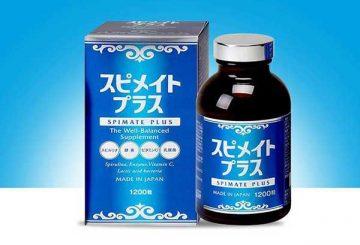 Đánh giá tảo Spirulina Spimate Plus Nhật Bản