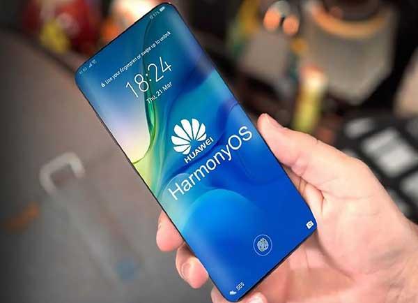 Thông tin Kích thước màn hình Huawei P40 Pro