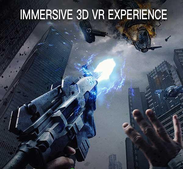 VR Shinecon G07E